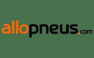 logo du distributeur allopneus.com