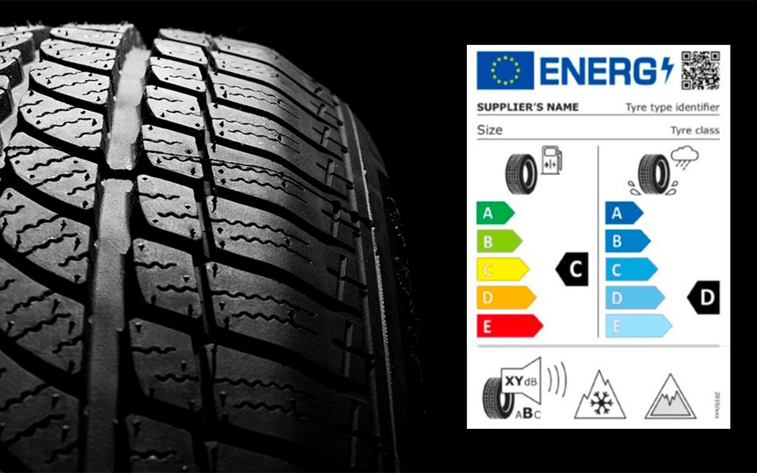 Nouvel étiquetage des pneumatiques