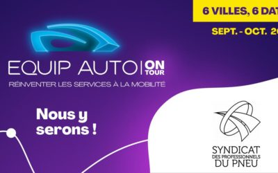 Equipauto on tour, nous y serons !